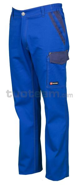 CANYON - PANTALONE CANYON - BLU ROYAL/BLU NAVY