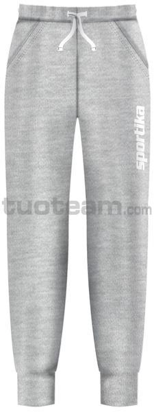 7345 - pantalone HUDSON - GRIGIO