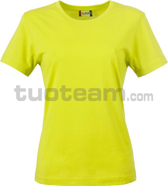 029031 - Basic-T T-SHIRT Lady - 600 verde intenso
