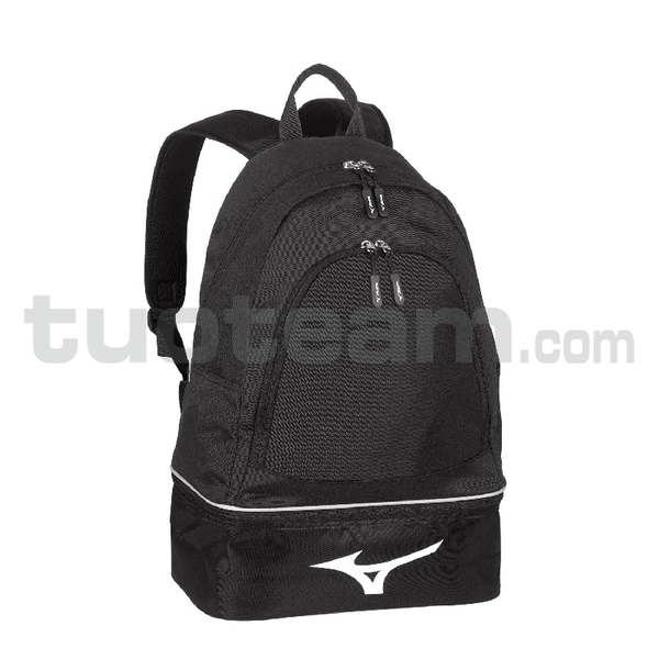 33EY7W93 - TEAM BACK PACK -Zaino - Black/Black
