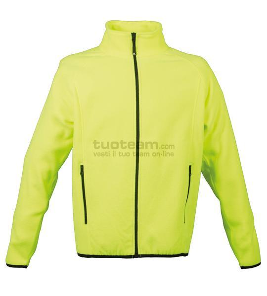 99308 - Pile Metz Man - Yellow Fluo