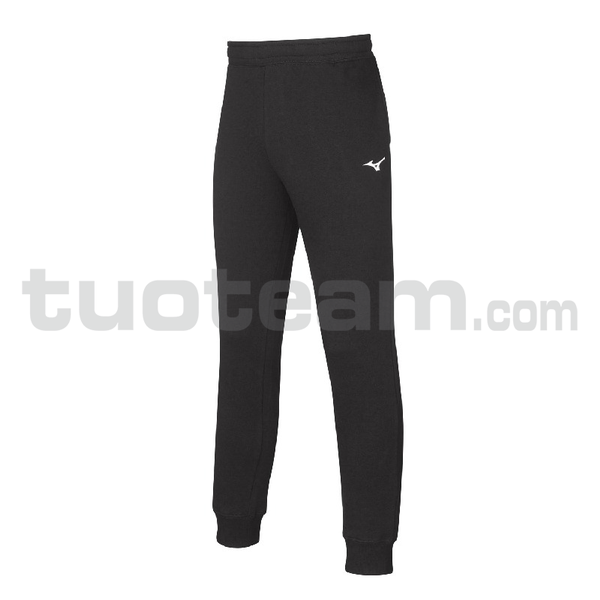 32ED7010 - sweat pantalone lungo - Black/Black