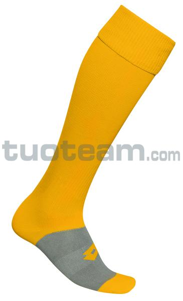 L55727 - DELTA SOCK TRNG LONG - giallo