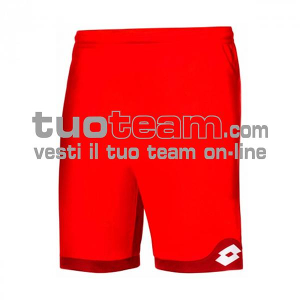L58651 - DELTA PLUS JR SHORT PL - rosso