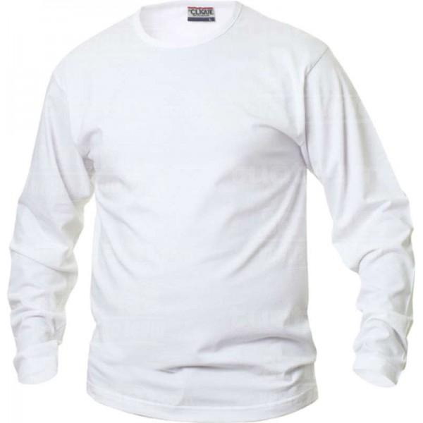 029329 - T-SHIRT Fashion-T m/lunga - 00 bianco