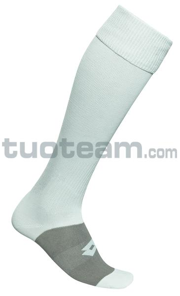 L55727 - DELTA SOCK TRNG LONG - bianco brillante