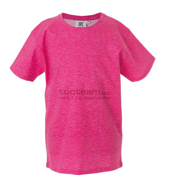 99013 - T-Shirt Ibiza Boy - FUCSIA