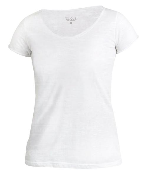 029343 - T-SHIRT Derby-T Lady - 07 bianco perla