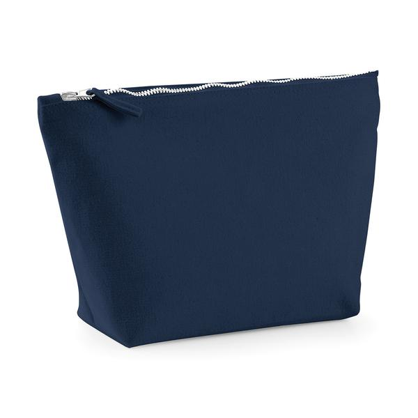 W540 - Canvas Accessory Bag - navy