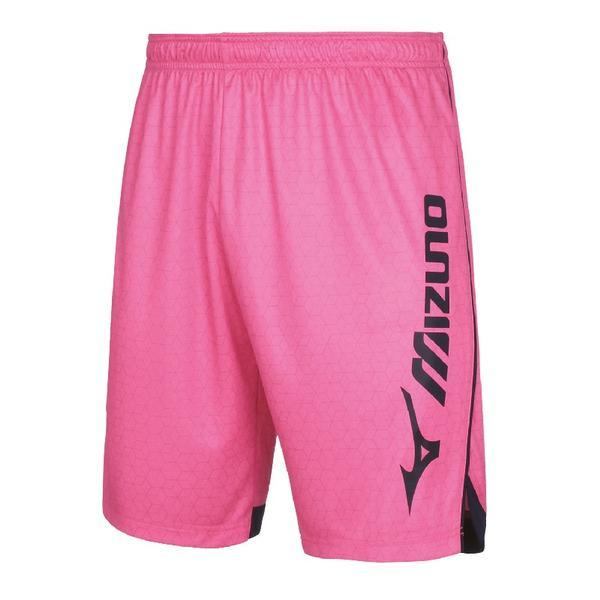 V2EB7003 - RANMA SHORT - Pink Fluo/Navy