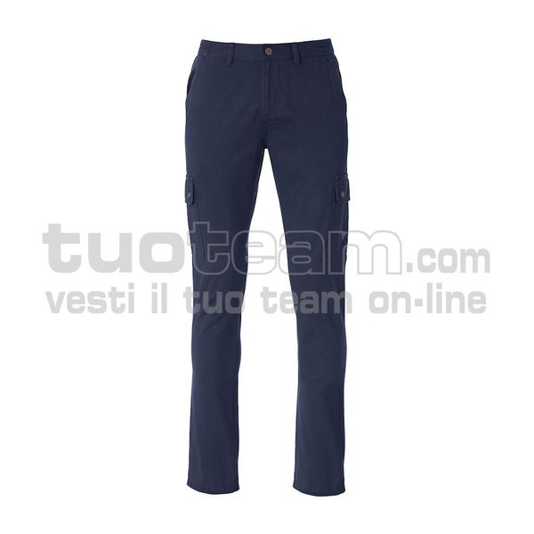 022042 - Cargo Pocket - 580 blu navy