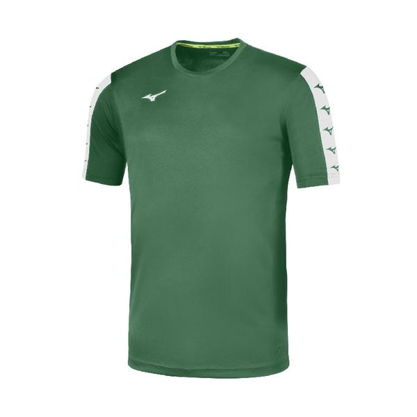 32FA9B51 - NARA TRAINING TEE JR - Green/White