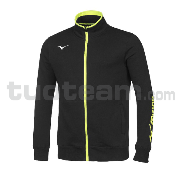 32EC7009 - sweat FZ giacca - Black/Black