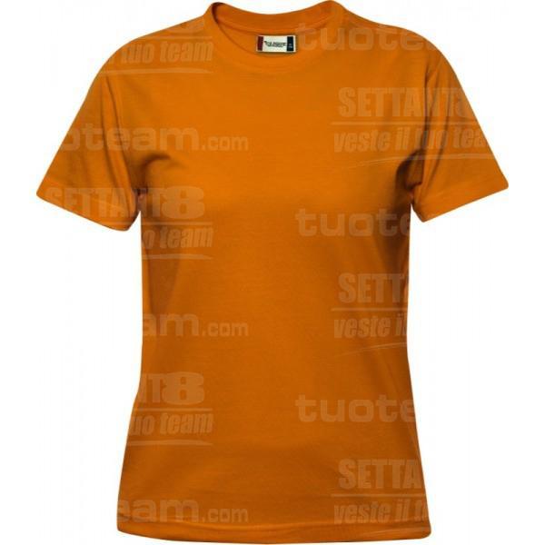 029341 - T-SHIRT Premium-T Lady - 18 arancione
