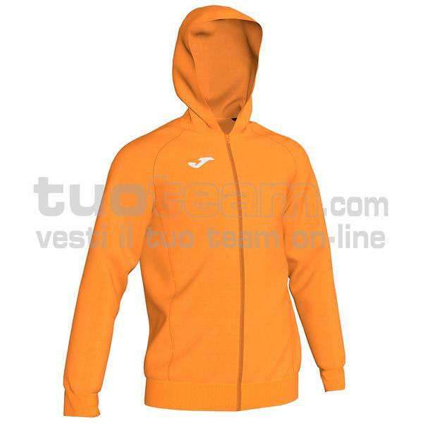 101303 - FELPA MENFIS 100% polyester fleece - 050 ARANCIO FLUOR