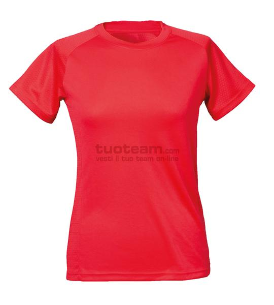 99381 - T-Shirt Montevideo Lady