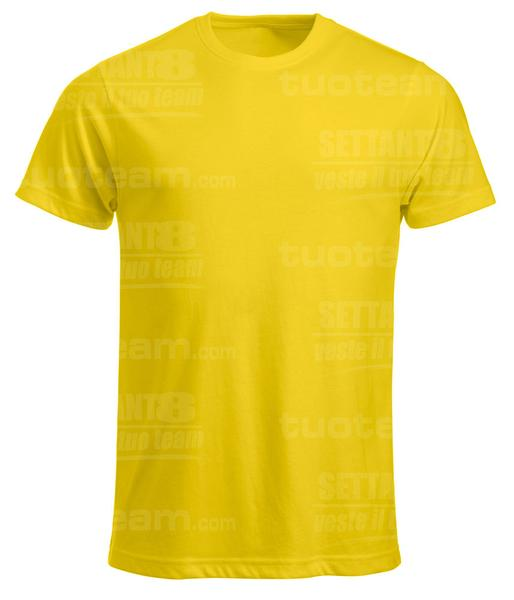 029360 - T-SHIRT New Classic T - 10 giallo limone
