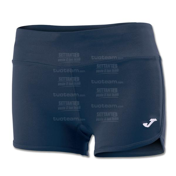 900463 - SHORT STELLA II 100% polyester interlock - 331 BLU NAVY
