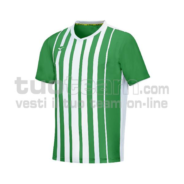 P2FA9A01 - GAME SHIRT SHIMA - Green/White