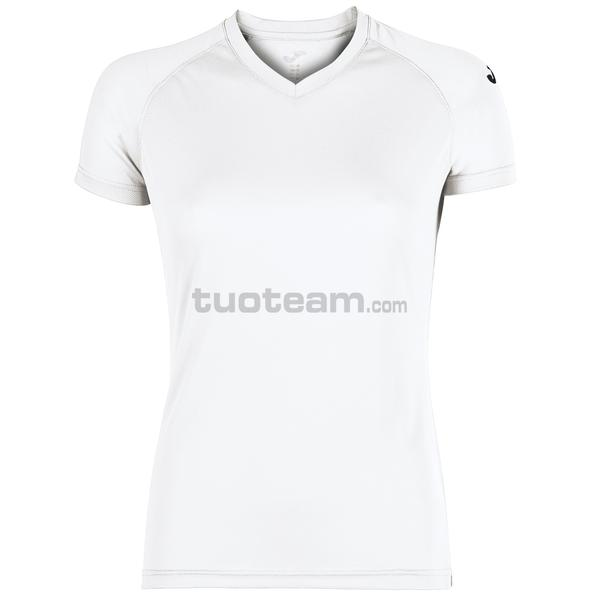 900475 - MAGLIA EVENTOS WOMAN 100% polyester mesh PACK/25 - 200 BIANCO