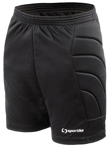 2475 - pantaloncino portiere BLACK