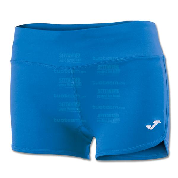 900463 - SHORT STELLA II 100% polyester interlock - 700 BLU ROYAL