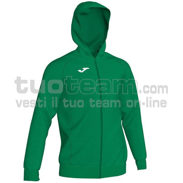 101303 - FELPA MENFIS 100% polyester fleece - 450 VERDE