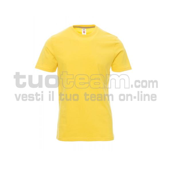 SUNRISE - SUNRISE t shirt - GIALLO