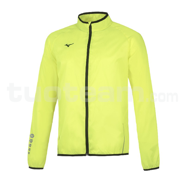 U2EE7101 - Authentic Rain Jacket - Yellow Fluo/Royal
