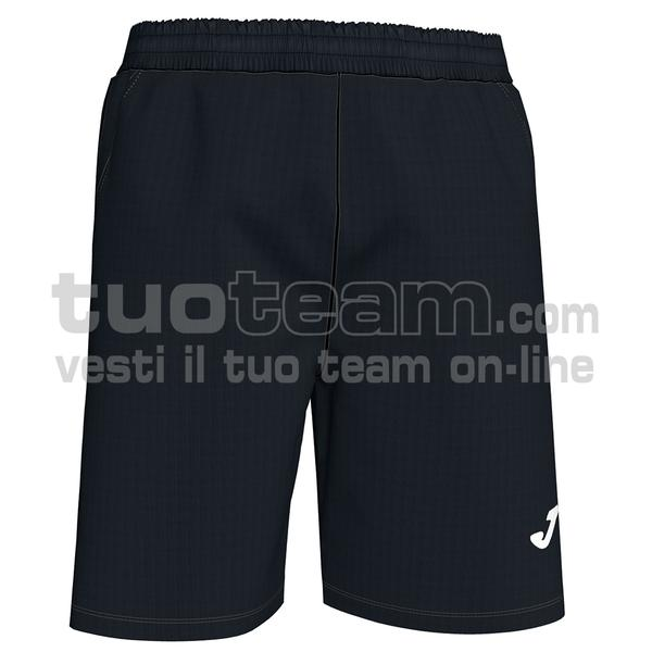 101327 - RESPECT II SHORT 100% polyester interlock - 100 NERO