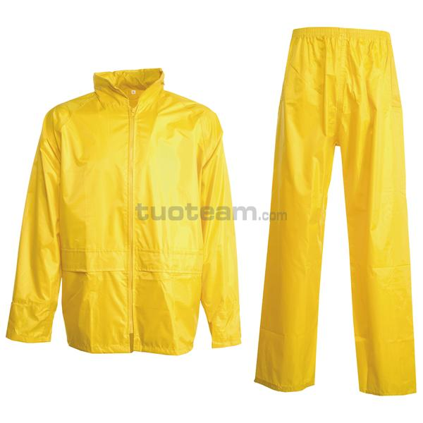 SET-NYLON - SET-NYLON - GIALLO