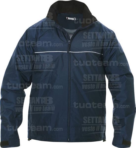 020907 - GIUBBOTTO Allen Kids - 58 blu navy