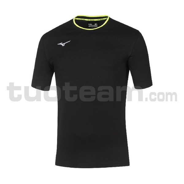 32EA7040 - mizuno t-shirt - Black/Black