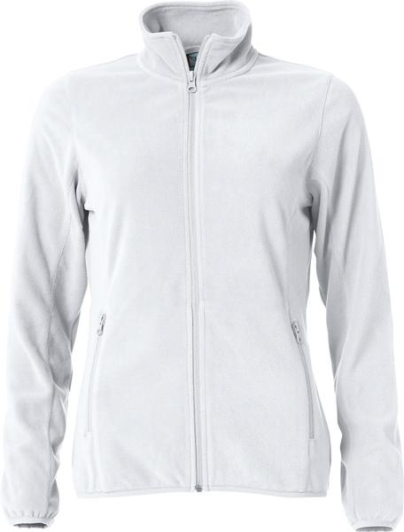 023915 - Basic Micro Fleece Jacket Lady - 00 bianco