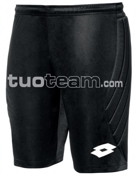 L53042 - PANTA CORTO CROSS PORTIERE JR - nero
