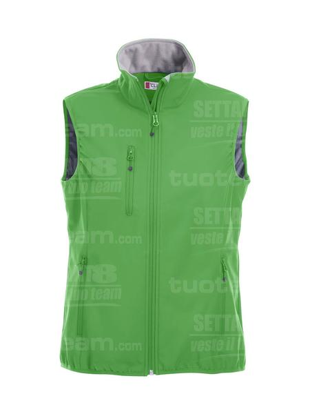 020916 - GILET Basic Softshell Vest Ladies