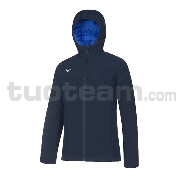 32EE7700 - padded Jacket W - Navy/White