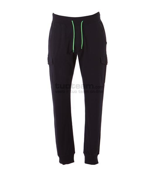 99007 - Pantalone Damasco Man