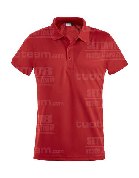 028234 - POLO Ice - 35 rosso