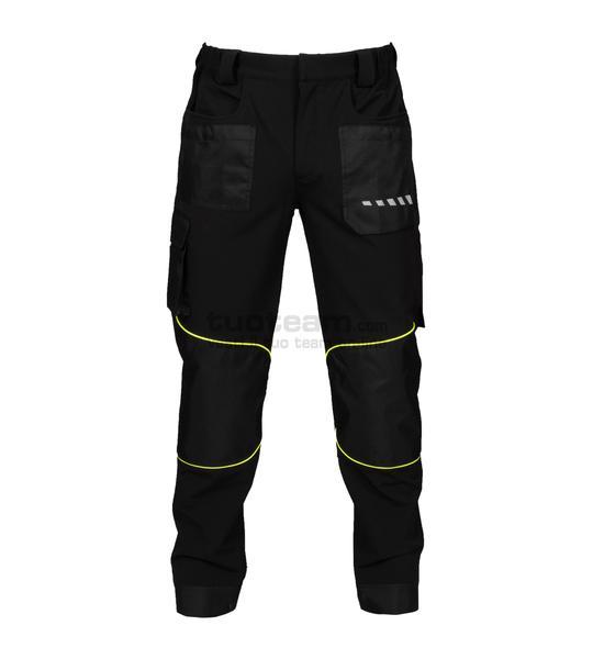 99461 - Pantalone Tonale Medium - NERO