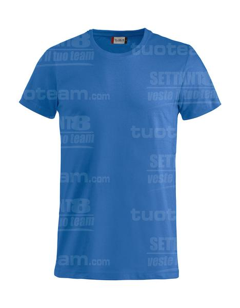 029030 - Basic-T T-SHIRT - 55 royal