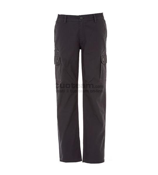 99232 - Pantalone Haiti - NERO