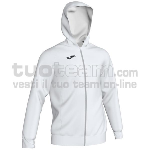 101303 - FELPA MENFIS 100% polyester fleece - 200 BIANCO