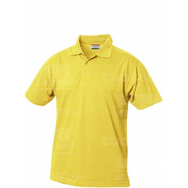 028216 - POLO Gibson - 10 giallo limone