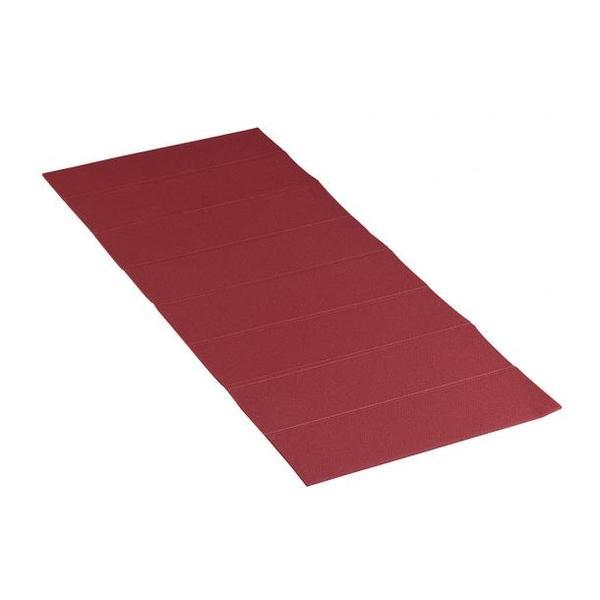 0613 - stuoia pieghevole rossa