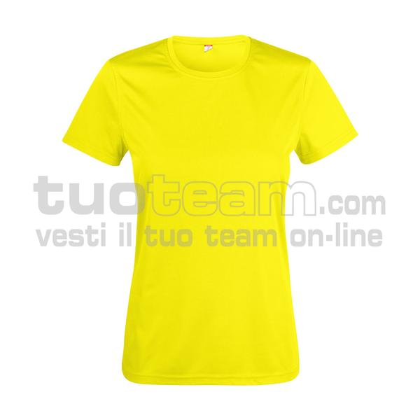 029039 - Basic Active-T Ladies - 11 giallo HV
