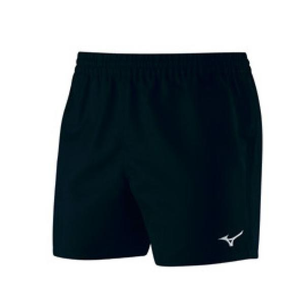 32EB8A11 - AUTHENTIC RUGBY SHORT - Black/Black