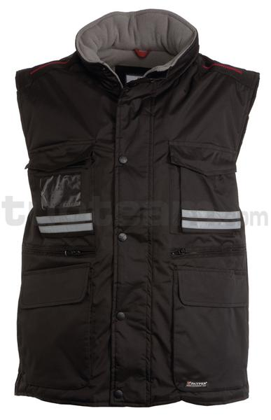 FLIGHT - Gilet FLIGHT - NERO