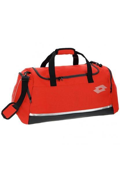 212289 - BAG DELTA PLUS L - ROSSO / GRIGIO / NERO