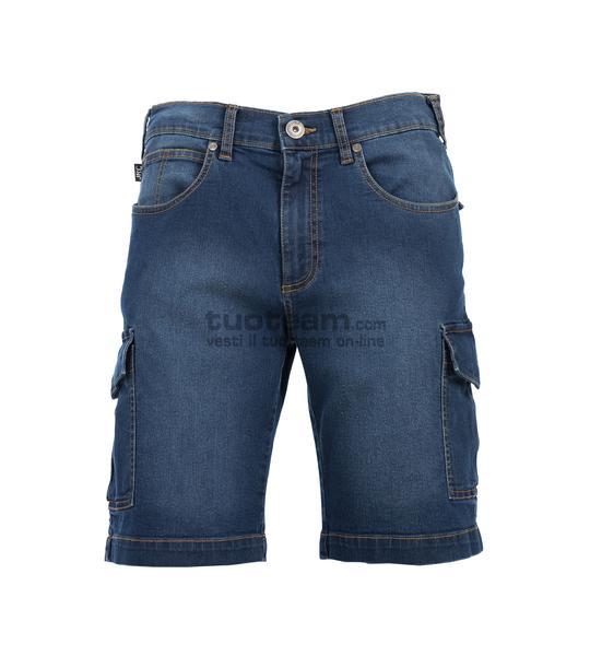 99278 - Pantalone Houston - blue Indigo
